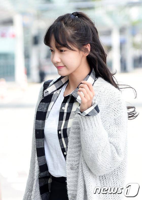 Yoona (SNSD) bị soi cân nặng lên xuống thất thường
